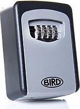 Schlüsselsafe für den Außenbereich–Wandmontage –Befestigungen im Lieferumfang enthalten