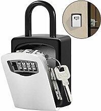Schlüsseltresor, Xboze Schlüsselsafe für Aussen