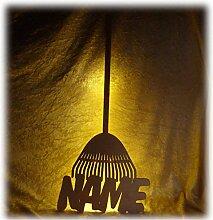 Schlummerlicht24 3d Rechen Led Lampen Nachtlichter
