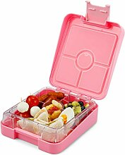 schmatzfatz Easy Kinder Snackbox, Bento Box mit