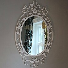 Schmetterling Oval Wand Spiegel
