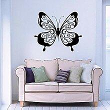 Schmetterling Schönheitssalon Tapete Abnehmbare