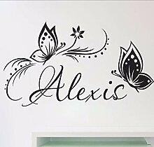 Schmetterlinge Wand Vinyl Aufkleber Aufkleber Für
