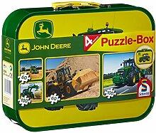 Schmidt Spiele 55590 - John Deere, Puzzle-Box