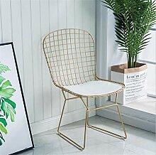 Schmiedeeisen Wohnzimmer Gitter Stuhl kreative