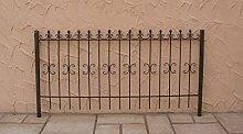 Schmiedeeisen Zaun Eisen Gartenzaun Antik