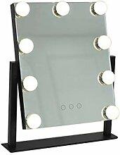 Schminkspiegel Tischdeko-Spiegel-Licht LED, der