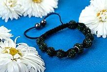 Schmuck fur Frauen handmade geflochtenes Armband