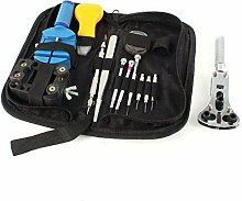Schmucksache-Reparatur-Fall-Öffner-Schraubenzieher-Pinzette Werkzeuge 13 in 1 Ansehen