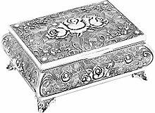 Schmuckschatulle Schmuckkästchen Schmuckbox