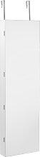 Schmuckschrank Wandspiegel mit LED Beleuchtung