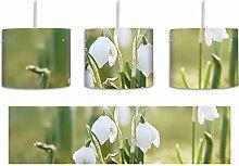 Schneeglöckchen inkl. Lampenfassung E27, Lampe