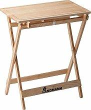 Schneide-Tisch Grill-Tisch, abnehmbares Schneidbrett, 670565