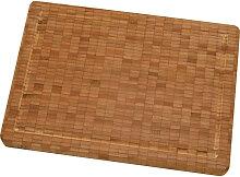 SCHNEIDEBRETT Holz Bambus