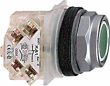 Schneider 9001KR1GH13 Drucktaster, grün