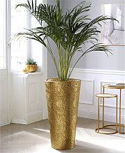 Schneider Bodenvase H: 74 cm goldfarben
