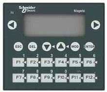 Schneider Electric XBTR400–Term. 4x 20Zeichen alim. PLC