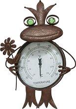 Schneider Gartenfigur Frosch, (1 St.),