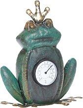 Schneider Gartenfigur Frosch, Thermometer