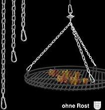 Schneider Kettenkit für Roste Ø 70 cm bis 80 cm