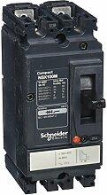 Schneider lv438604Leistungsschalter, schwarz