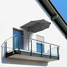 Schneider Salerno mezzo Balkonschirm 150x150cm