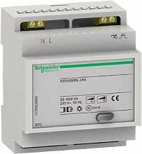 schneider-televariador Einstellung Beleuchtung std1000rl 60–1000W-din