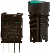 Schneider XB6AA31B Drucktaster, grün