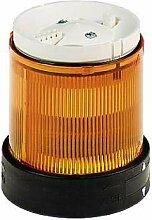 Schneider XVBC2G5 Leuchtelement, Dauerlicht, orange, 120 V AC