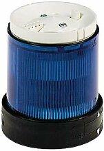 Schneider XVBC4B6 Leuchtelement, Blinklicht, blau, 24..48 V DC 24 V AC