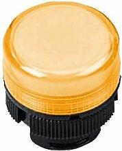 Schneider ZA2BV05 Frontelement, Kalotte, Gelb, durchmesser 22 cm