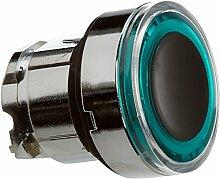 Schneider ZB4BW933 Frontelement Leuchtdrucktaster,