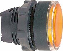 Schneider ZB5AH053 Frontelement Leuchtdrucktaster,
