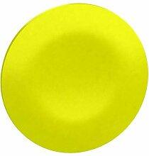Schneider ZBA75 Schutzkappe gelb für Rechteckigen Doppeldrucktaster Ø22