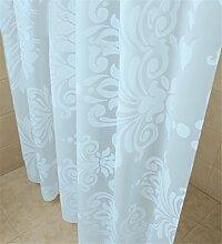 Schnell trocknender Duschvorhang Badezimmer Duschvorhang Dick Wasserdicht Badezimmer Duschvorhang Kunststoff Vorhang Trennwand Vorhang Umweltschutzmaterial ( größe : 150*200cm )