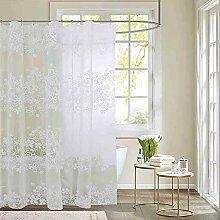 Schnell trocknender Duschvorhang Wasserdichte Gewebeverdickung Anti - Mehltau - Toilette Badezimmer Duschvorhänge (Größe optional) Umweltschutzmaterial ( größe : 150*200cm )