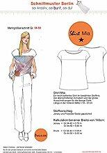 Schnittmuster Shirt Mia
