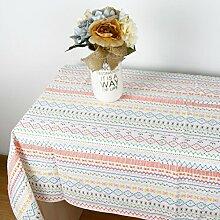 schnittmuster Tischdecke Leinen baumwolle Hotel Couchtisch Esstisch Staub Tuch , 60*60cm