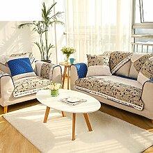 Schnittsofa deckt,Pet sofa deckel Pet-sofabezug Hussen für sofas und loveseats Sofa sers für wohnzimmer Sofa legen sie abdeckung-G 45x45cm(18x18inch)