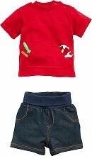Schnizler 2-tlg. Set T-Shirt und Shorts Heimwerker