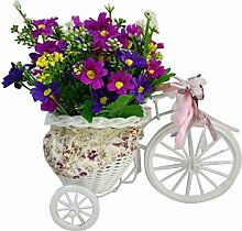 Schöne Indoor Künstliche Blumen Keine Bewässerung Haus Decor Künstliche Lila