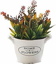 Schöne Indoor Künstliche Pflanze keine Bewässerung Haus Decor Künstliche Green