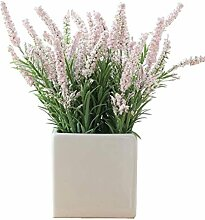 Schöne Indoor Künstliche Pflanze Keine Bewässerung Künstliche Dekor Lavendel