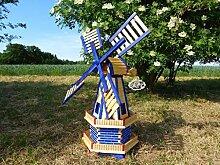Schöne Windmühle, für Pferde-Weide und Garten