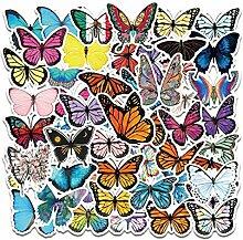 Schöner Schmetterling Graffiti Aufkleber