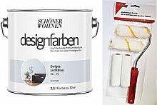 Schöner Wohnen designfarben feinmatte Wandfarbe