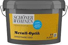 SCHÖNER WOHNEN-Kollektion Wandfarbe Metall-Optik