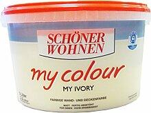 Schöner Wohnen - my colour Wandfarbe matt - 1544