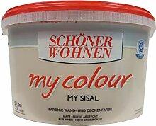 Schöner Wohnen - my colour Wandfarbe matt - 8523