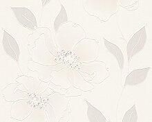 Schöner Wohnen Vliestapete Tapete floral 10,05 m